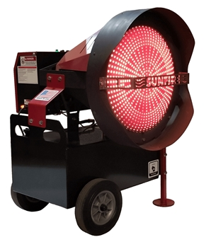 Sunfire Radiant Heaters